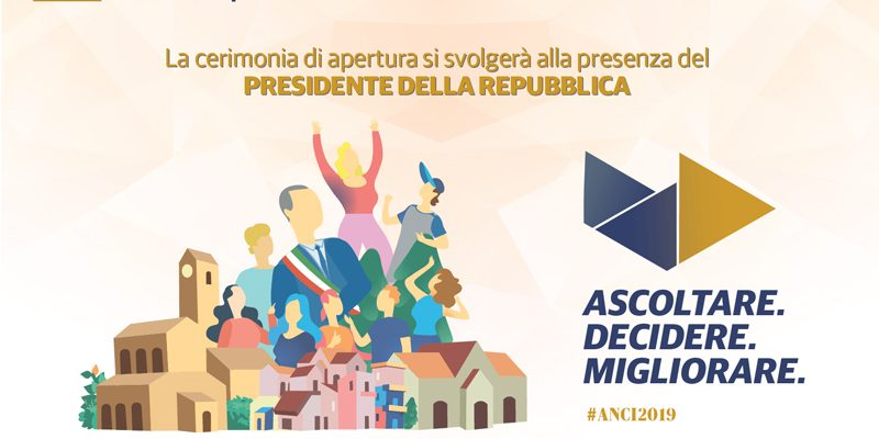 ANFoV All'Assemblea Annuale Anci